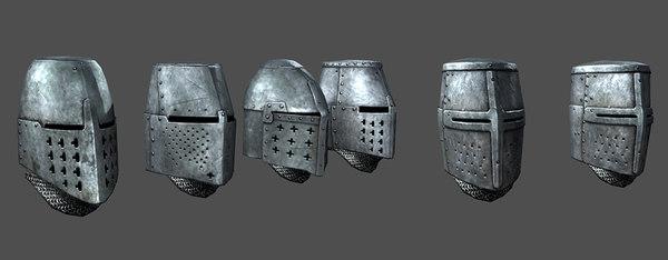 3d helmets games