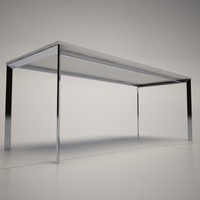 cattelan italia monday dining tables 3d max