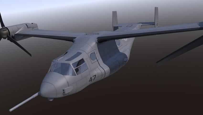 max v22 osprey