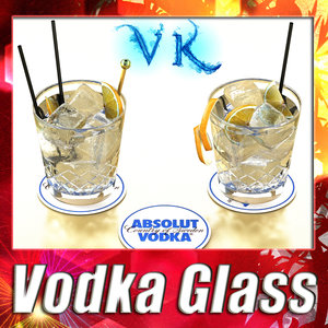 vodka glass max