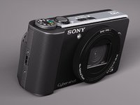 max sony hx9 photo camera