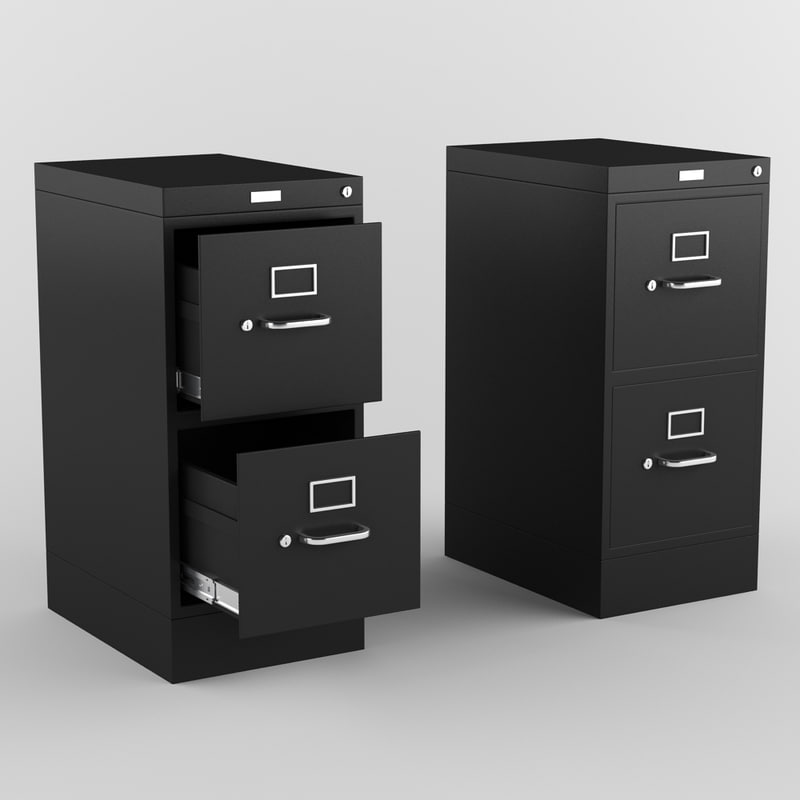 file cabinet 3ds