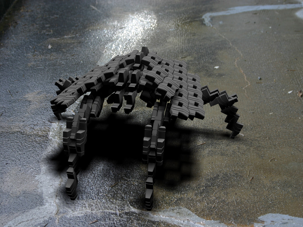 3d model replicator stargate