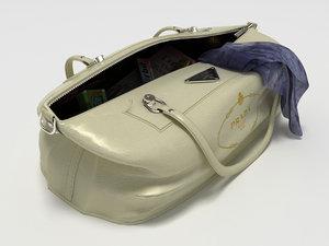 3ds max bag handbag