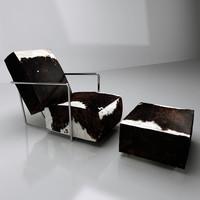 3ds flexform abc poney armchair