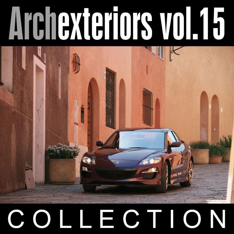 max archexteriors vol 15