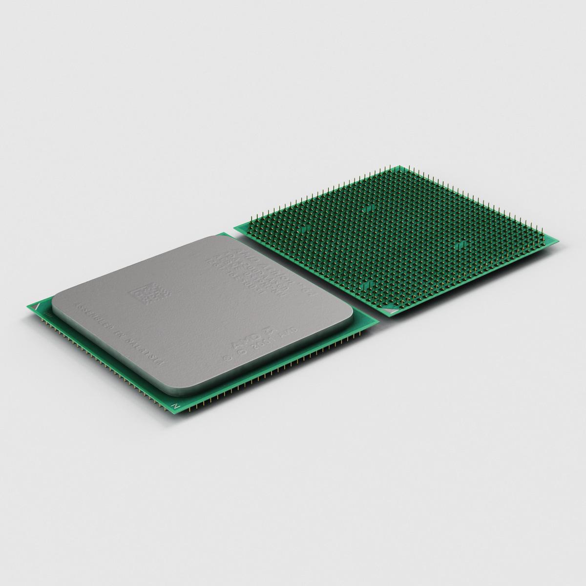 3d athlon 64 x2 4200 model
