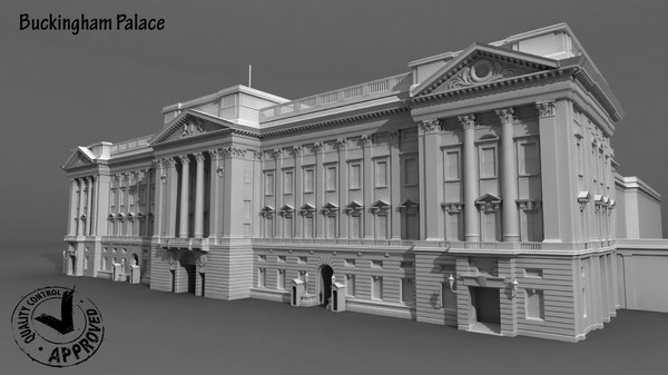 obj buckingham palace