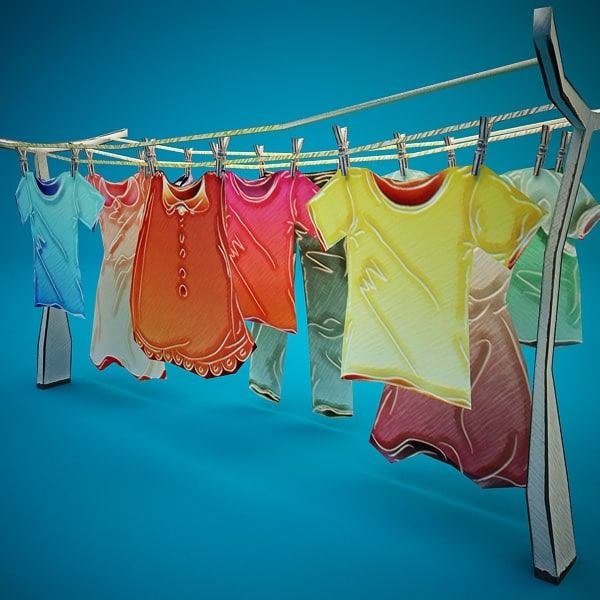 Cartoon Clothes