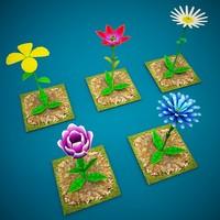 c4d flowers games