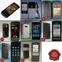 Nokia Phones Collection V8