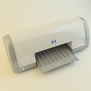 3d hp printer