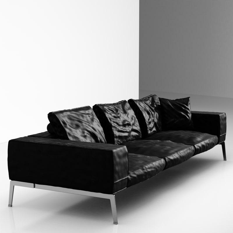 3d flexform lifesteel 275 cm. Black Bedroom Furniture Sets. Home Design Ideas