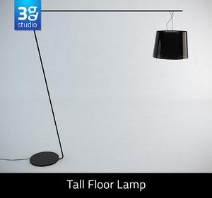 tall floor lamp max