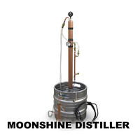 Moonshine distiller