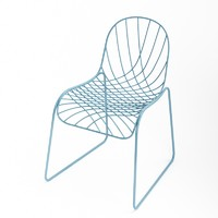 sam johnson net chair 3d model