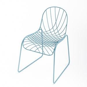 sam johnson net chair 3d model