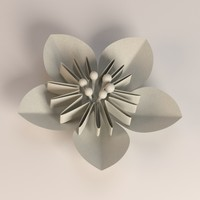 maya paper flower