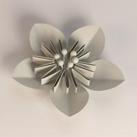 origami plant3