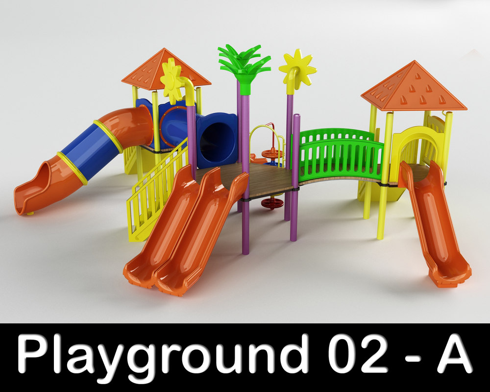 playground play 3d 3ds