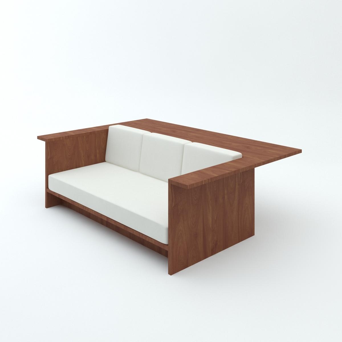 Super John Pawson Sofa Desk Frankydiablos Diy Chair Ideas Frankydiabloscom