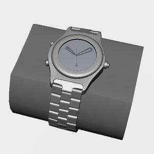 obj wrist watch
