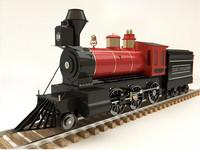 3d locomotive locomotiv