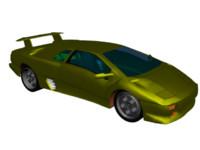 Low Res Car