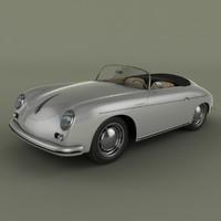 Porsche 356A speedster 1957