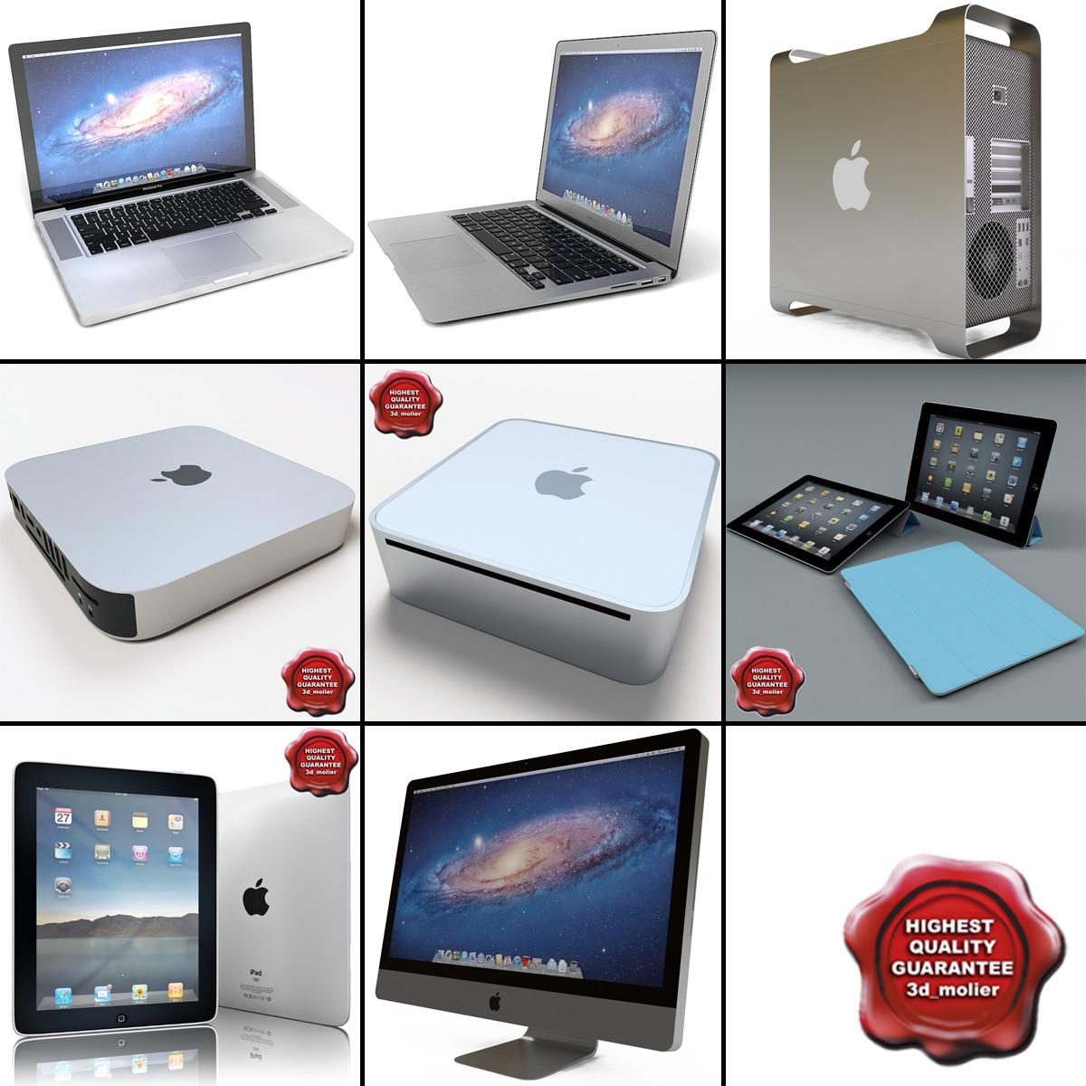 obj apple computers v4
