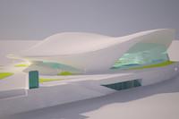 Olympic Aquatic Centre