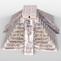 Chechen Pyramid Giza