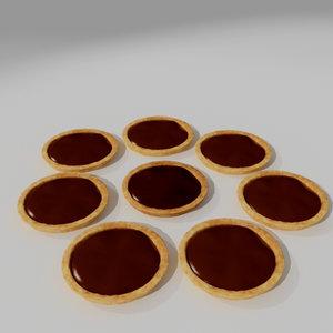 3ds max cumquad pastry pies
