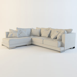 flexform long island sofa x