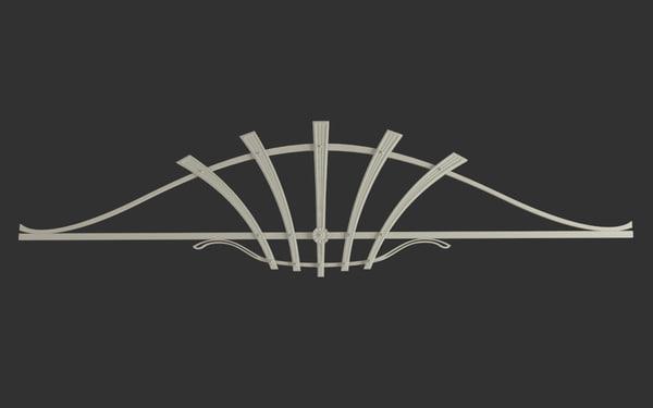 decorative arch max