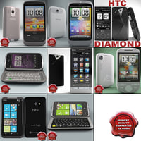 HTC Phones Collection V4