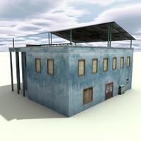 maya weathered houses games building