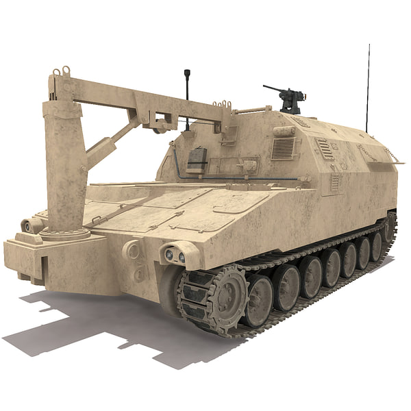 3dsmax m992a2 faasv field artillery