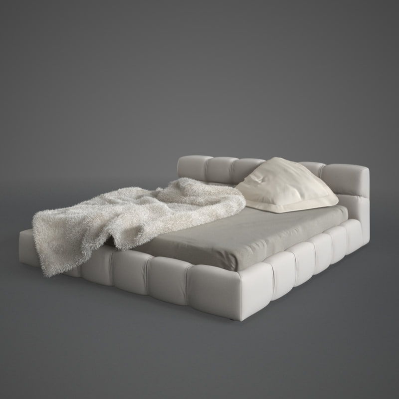 3d bed b italia