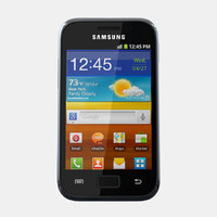 3d samsung galaxy ace s7500 model
