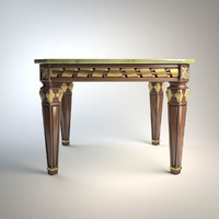 3dsmax table angelo cappellini