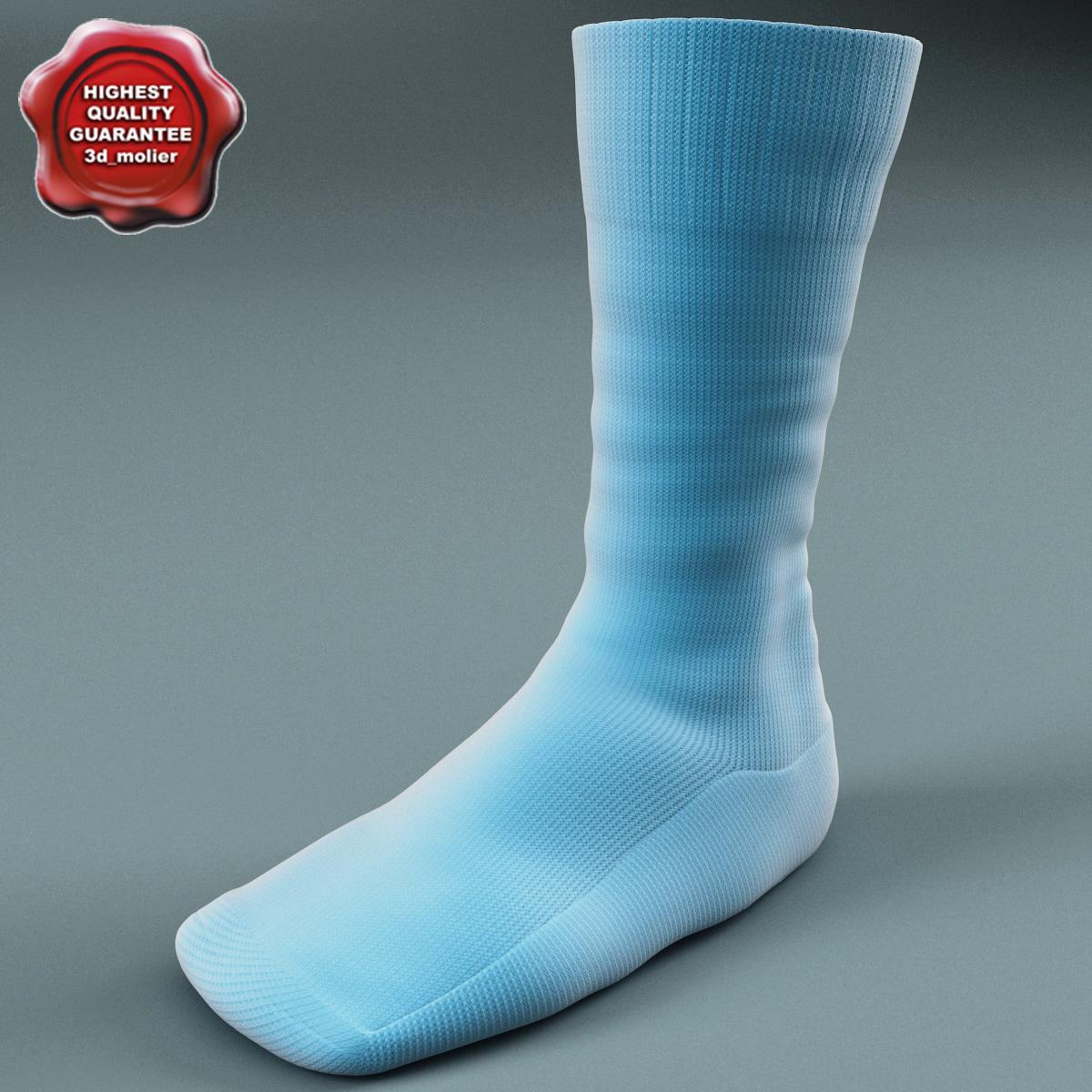 3ds socks v2