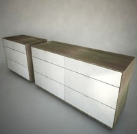Drawer Chest, Ikea (Nyvoll)