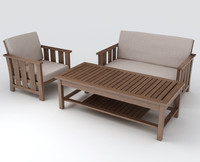 Patio Furniture set 1