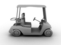 maya golf cart