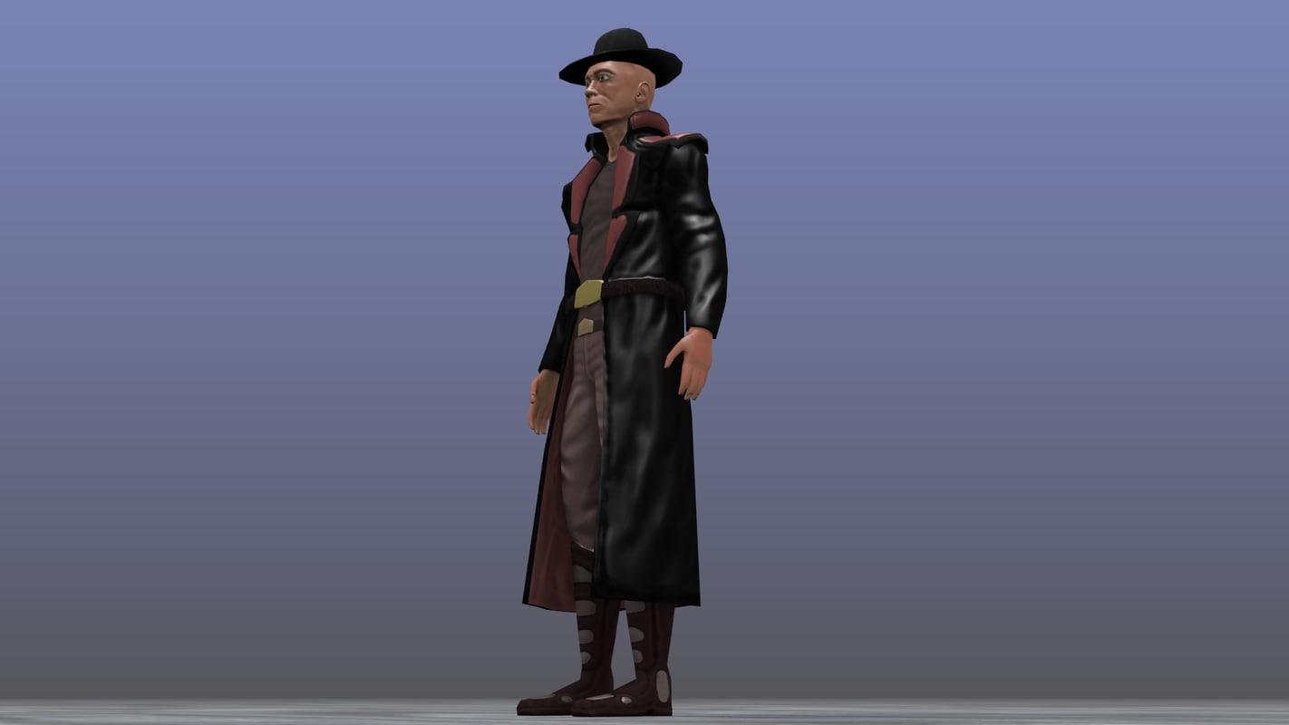 3dsmax games detective