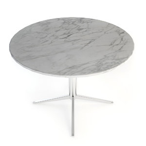 florence knoll table 3d max