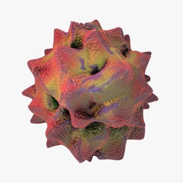 3d model of llarvirus