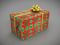 max christmas present