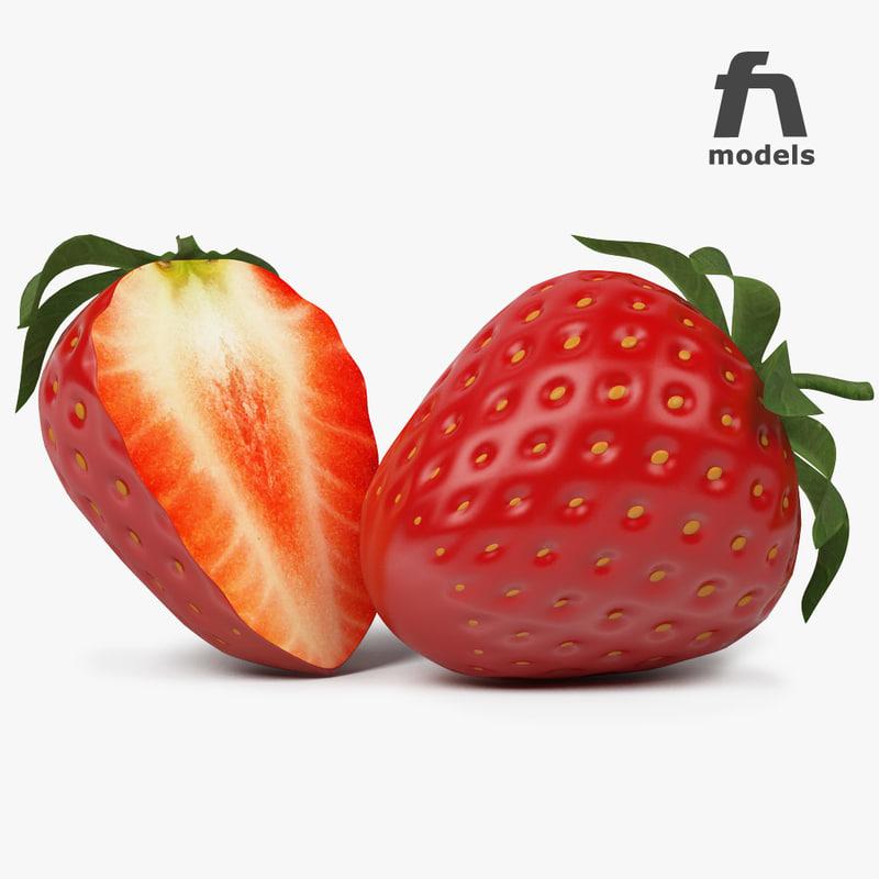 max strawberry fruit
